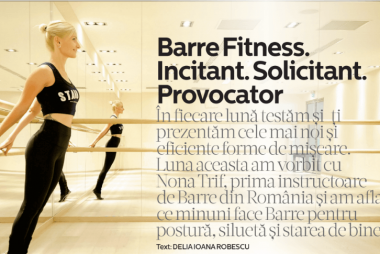 Curs Instructor Barre